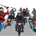 Wartawan detik com Nyaris Jadi Korban Geng Motor Di Cianjur