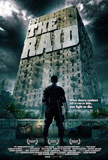 The Raid Redemption 2011 Dual Audio Hindi 720p BluRay 1GB