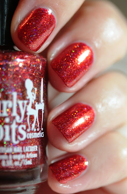 Girly Bits Walk on the Wild Side Polish Con NYC LE