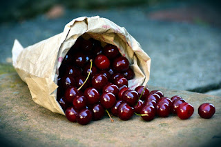 Incredient of Renatus nova sour cherry