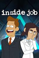 Inside Job Season 1 Dual Audio [Hindi-DD5.1] 720p HDRip