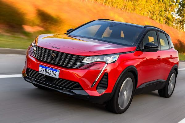 Peugeot supera em sete meses do ano total de vendas do ano passado