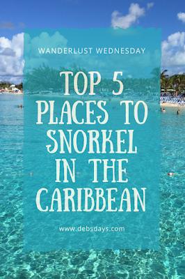 Top 5 snorkeling spots in the Caribbean