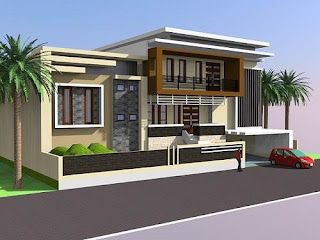 Lovely New House Design