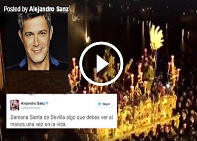 Foto de portada del Vídeo de Alejandro Sanz