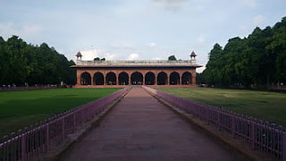 Red Fort, Delhji