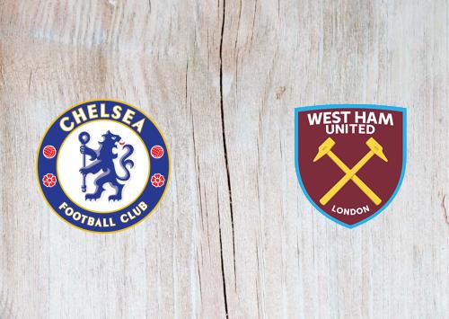 Chelsea vs West Ham United -Highlights 21 December 2020