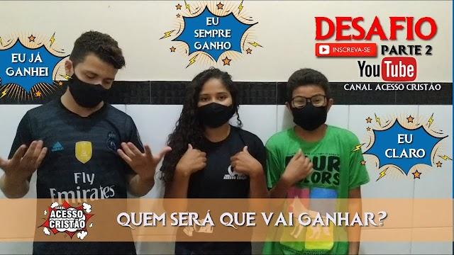 DESAFIO | PARTE 02 | KAYC, CAROL E PEDRO