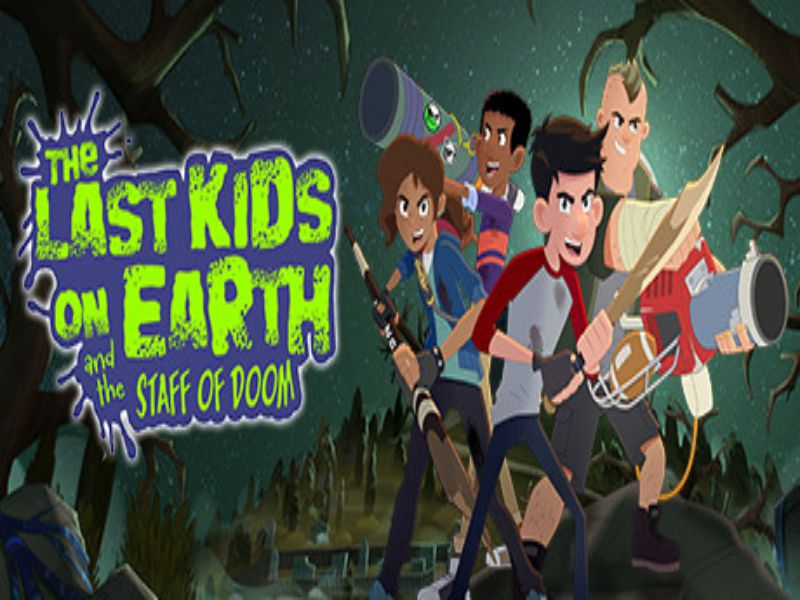 Download Last Kids on Earth and the Staff of Doom Game PC Free