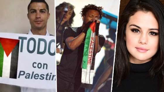 7 Selebriti Hollywood Yang Berani Menyokong Palestin