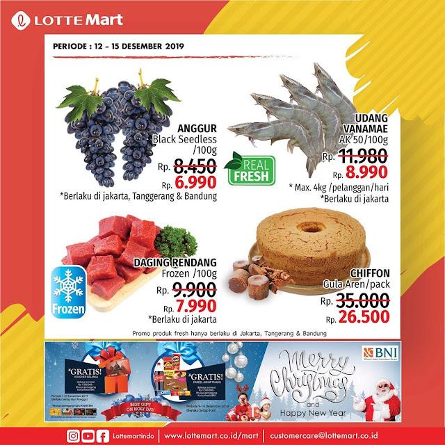 #LotteMart - #Promo Katalog Weekend Periode 12 - 15 Desember 2019