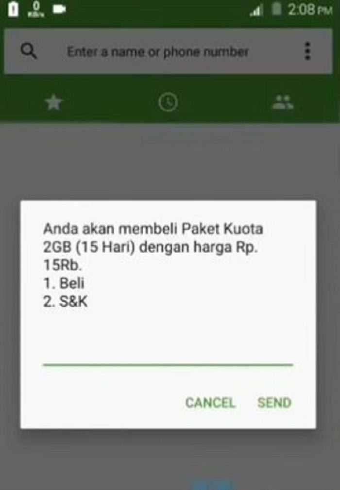 Paket internet telkomsel murah bulan oktober - november 2018 1