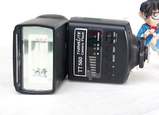Flash Godox ThinkLite TT560 Bekas
