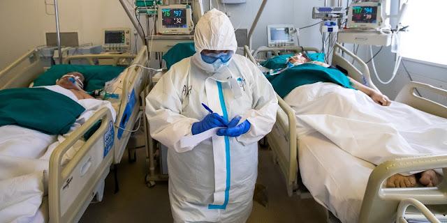 Российский врач объяснил, почему мужчины чаще женщин умирают от коронавируса