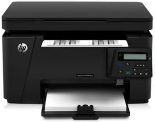 HP LaserJet Pro MFP M125nw Driver
