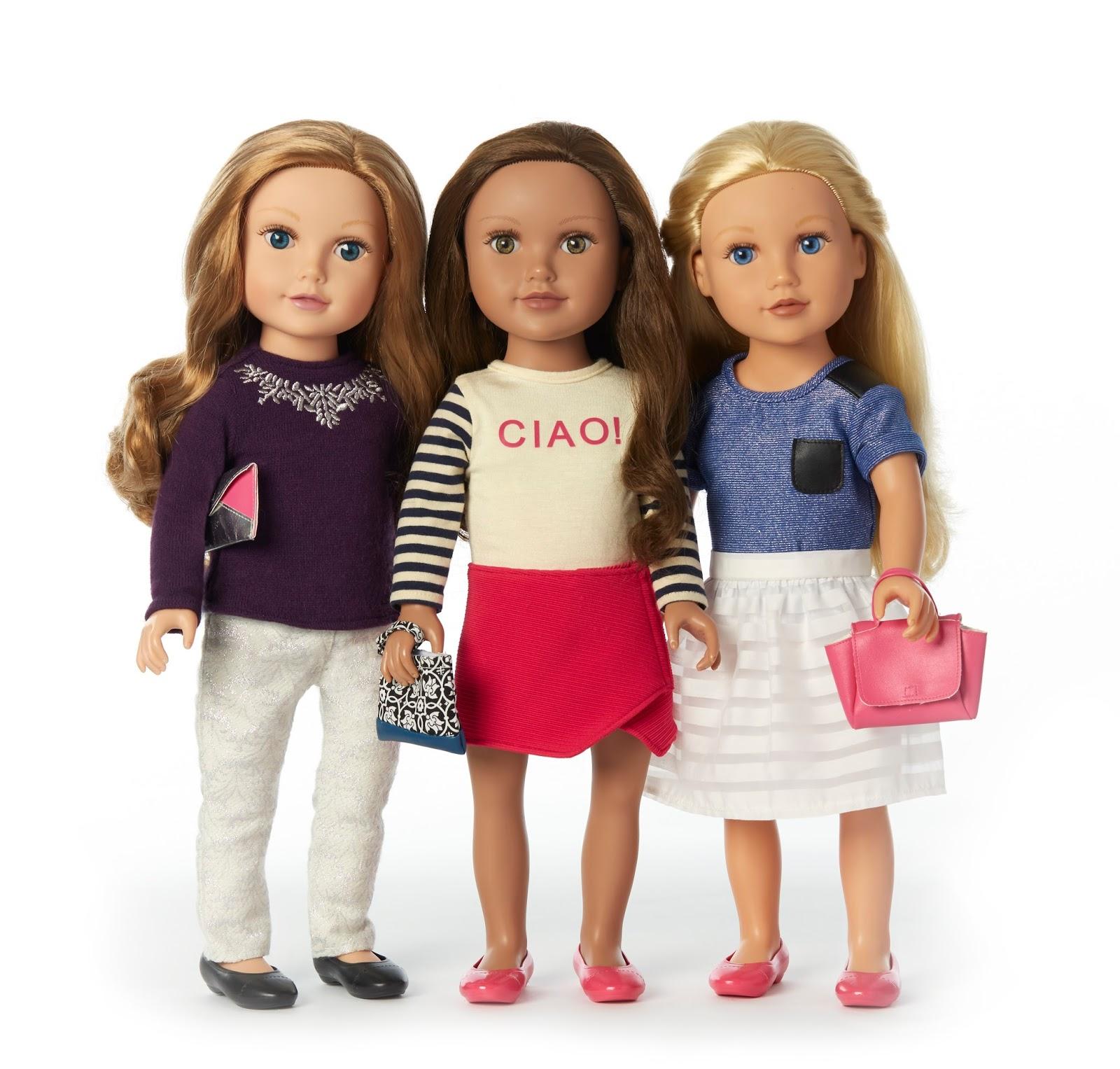 who makes journey girl dolls