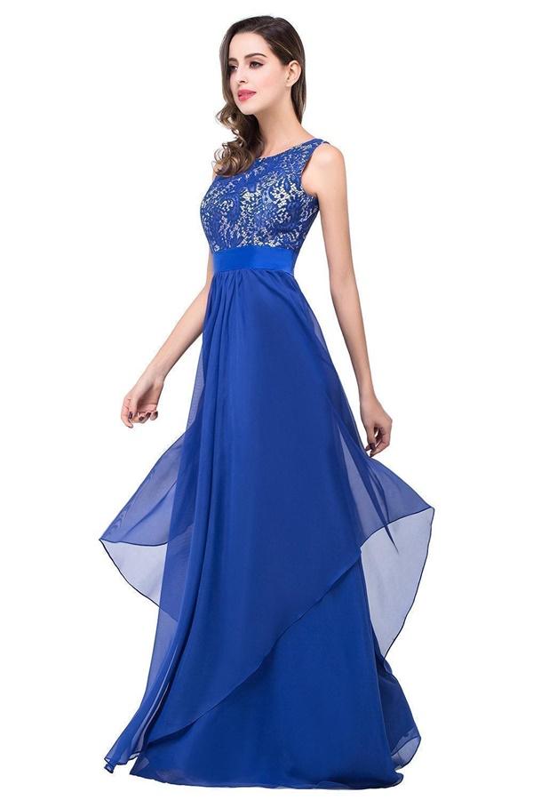 Classic Blue - Vestidos de Festa na Cor do Ano 2020