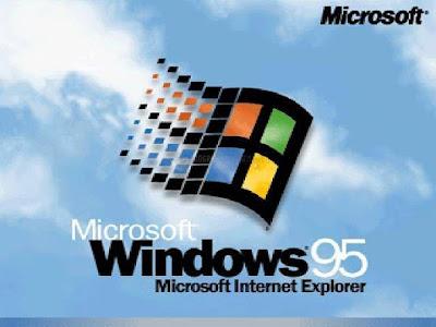 inicio windows 95