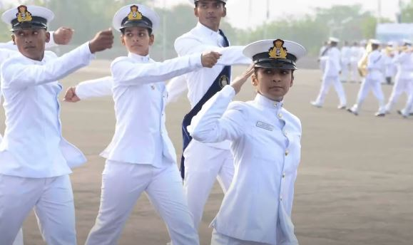 Women officers in the Navy