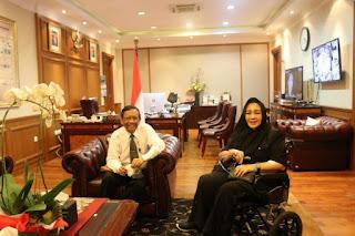 Adik Megawati Ketemuan dengan Mahfud MD, Bahas Apa?