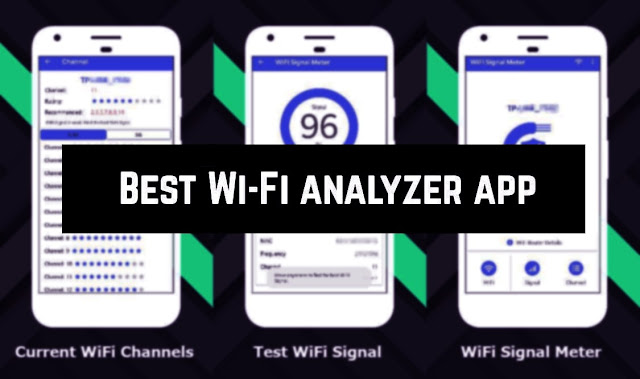 wifi signal analyzer