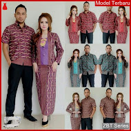 ZBT14209 Kebaya Batik Couple Oriza Everlasting Modern BMGShop