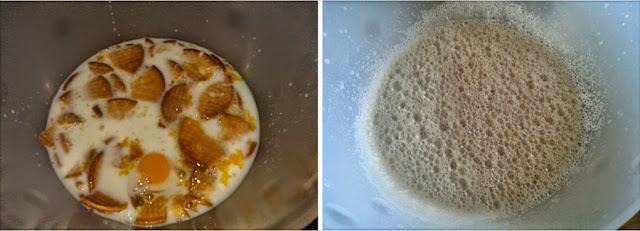 flan de galletas maría en microondas