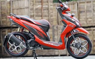 Tips Mengupgrade Motor Honda Vario 110 Fi
