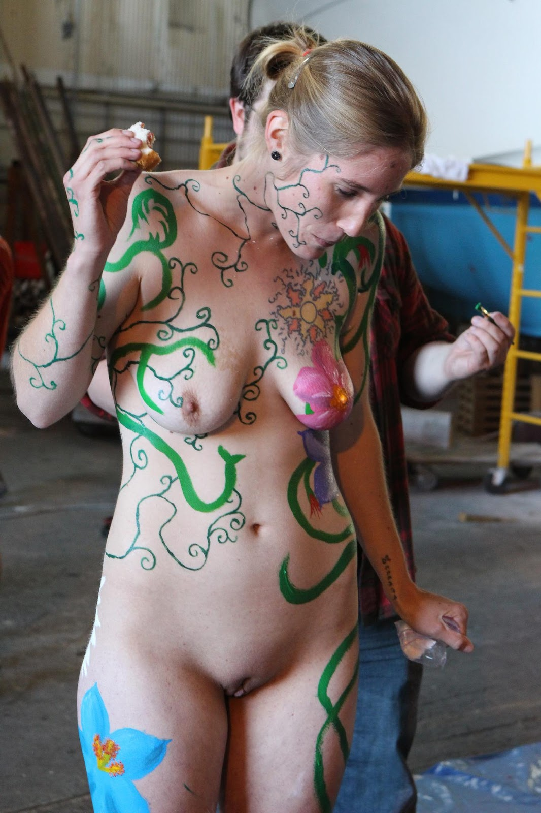 Junior miss body painting pussy, britney spears naked porn pics