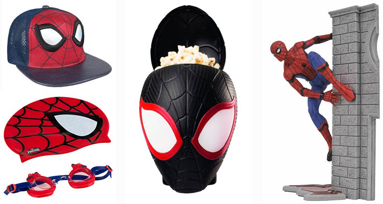Merchandising que todo fan de Spider-Man debe tener