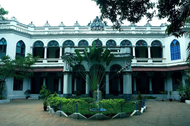 Chettinad Mansion