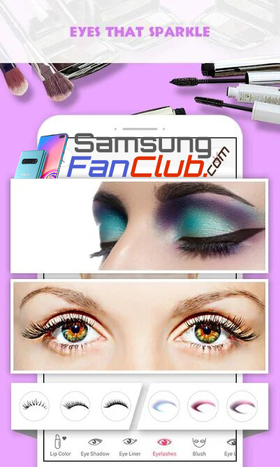 Top 5 Best Apps of Makeup for Samsung Android Phones in 2020