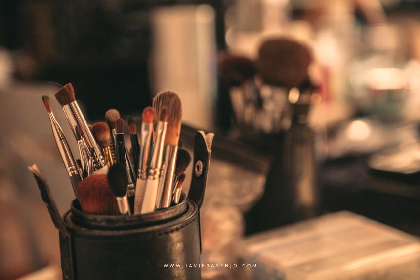 Make Up novias