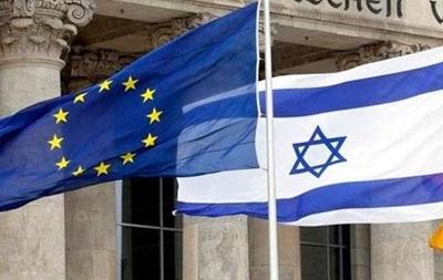 Ізраїль викликає посла Євросоюзу