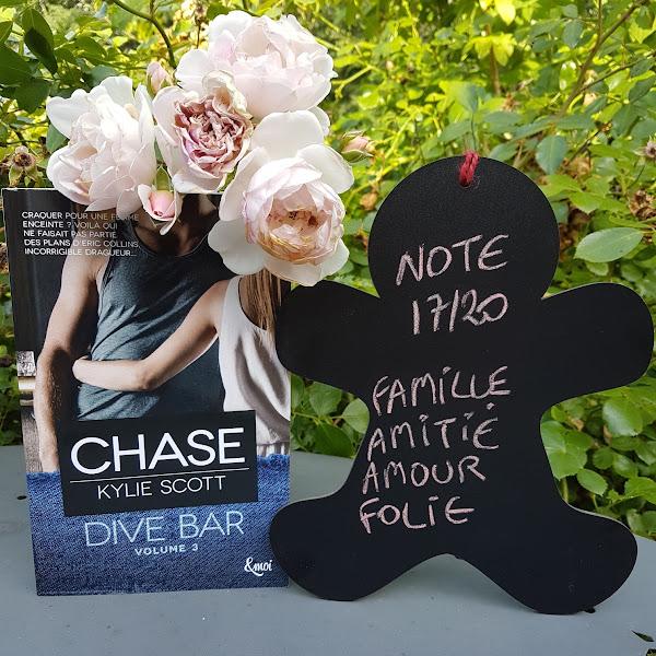 Dive bar, tome 3 : Chase de Kylie Scott