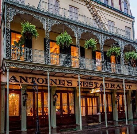 Antoine's - Warm And Cozy Restaurants in the US to visit this winter.
