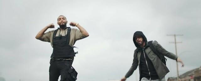"Video: Eminem Feat. Joyner Lucas ""Lucky You!"
