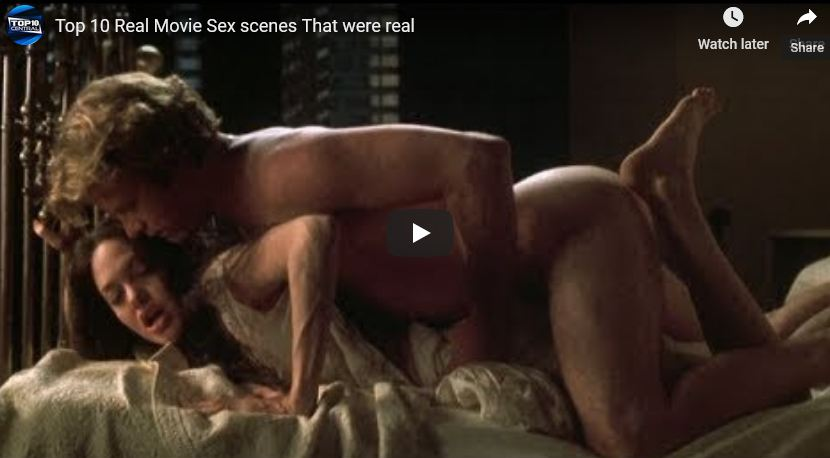 Real sex scene movie