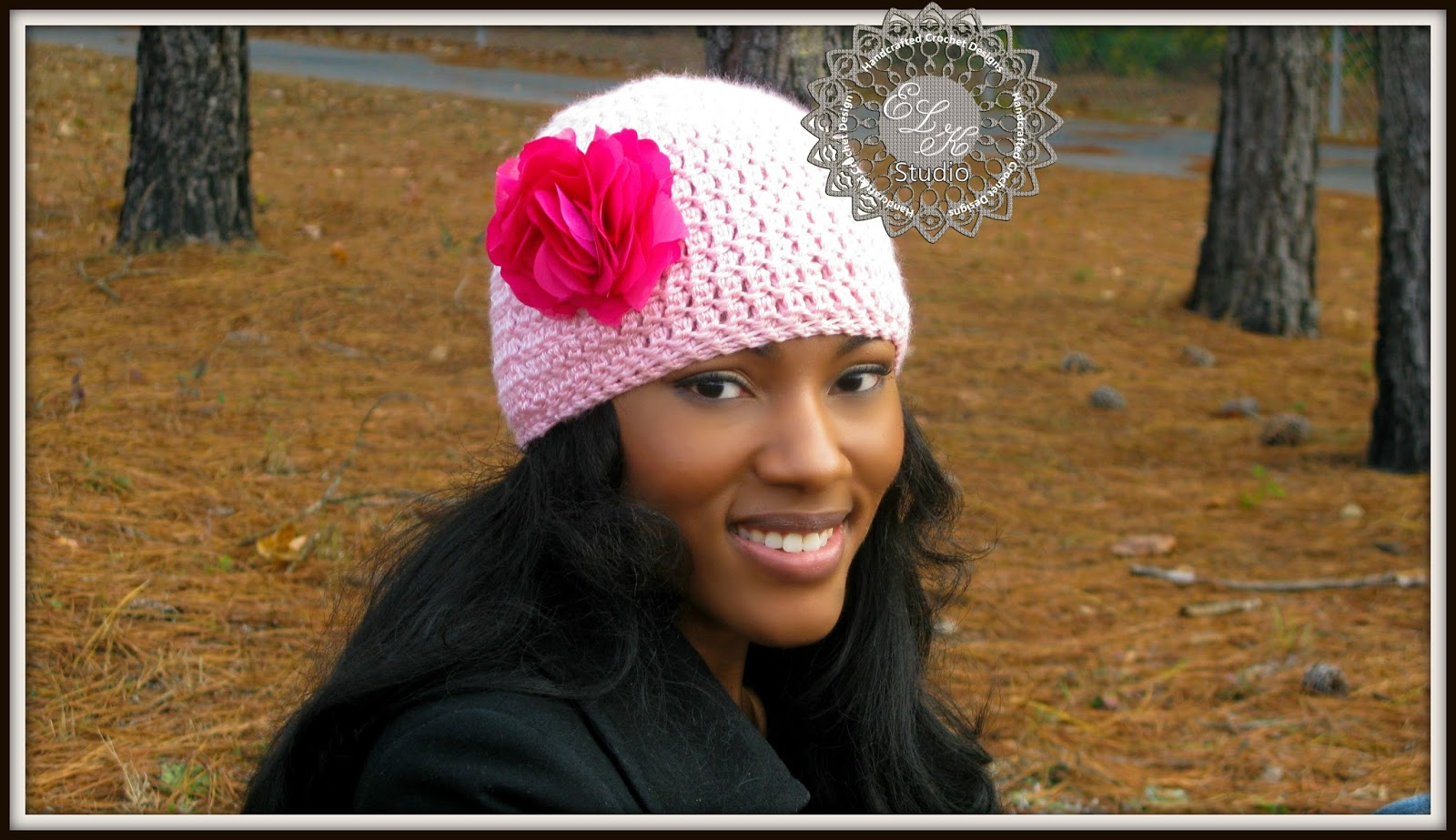 Fiber Flux: Think Pink...40 free crochet patterns to go pink in October!