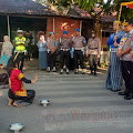 Kapolres Sidrap yang Baru, AKBP Leonardo Panji Wahyudi Disambut dengan Tari Padduppa