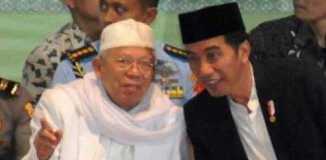 Kiai Ma'ruf Tak Usah Malu, Minta Maaf Saja Seperti Prabowo