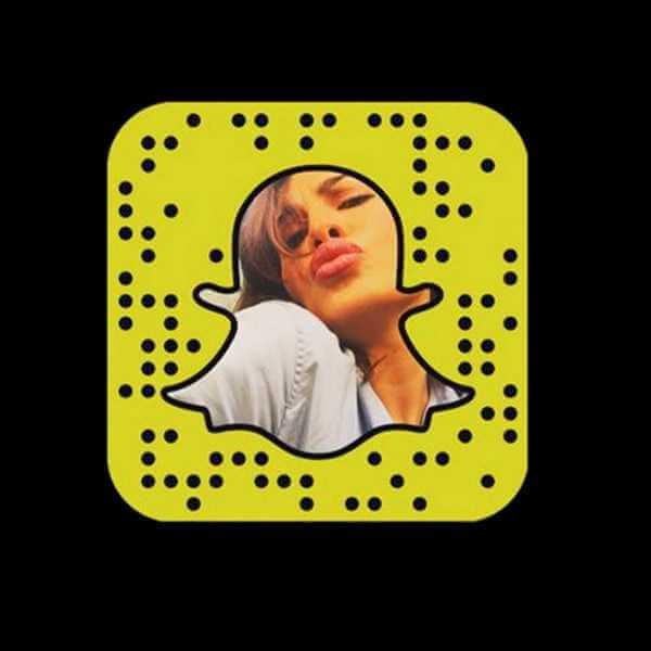 Jacqueline Fernandez Snapchat photo