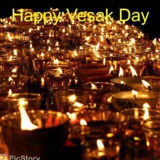 Vesak Wishes Pics