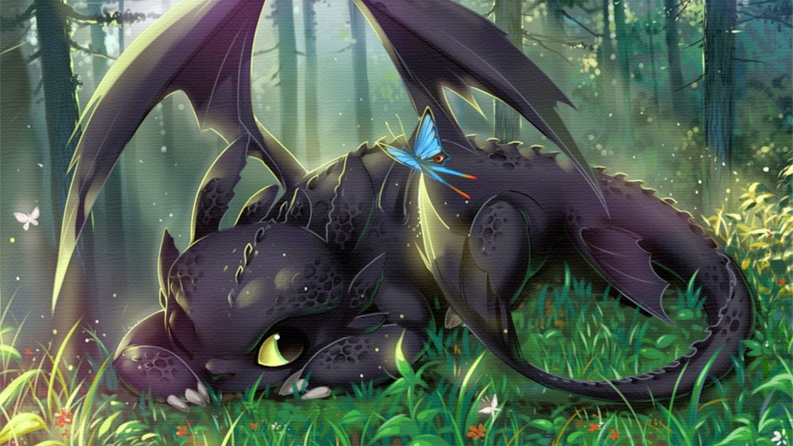 Hell How To Train Your Dragon 2