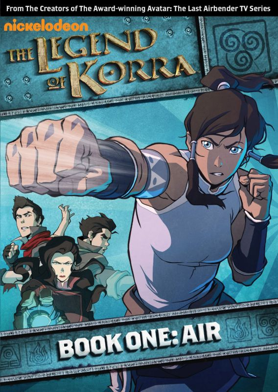 Avatar the Legend of Korra Book 1 Subtitle Indonesia