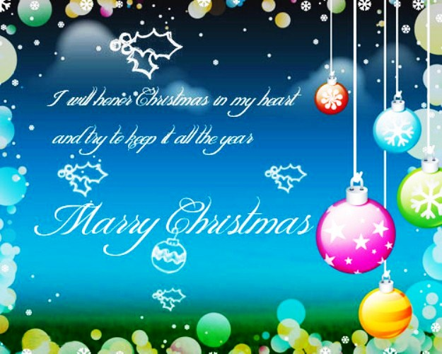 Merry Christmas Sayings | Xmas Sayings