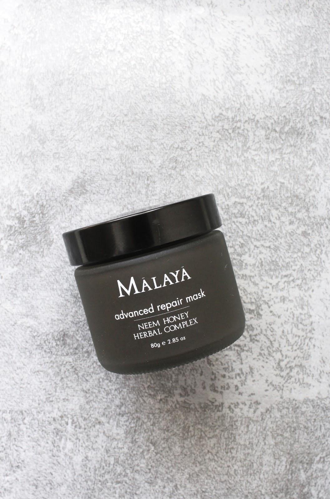Malaya Organics Advanced Repair Mask Neem Honey Herbal Complex April Boxwalla Beauty Box