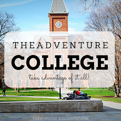 College | Incoming Student Advice