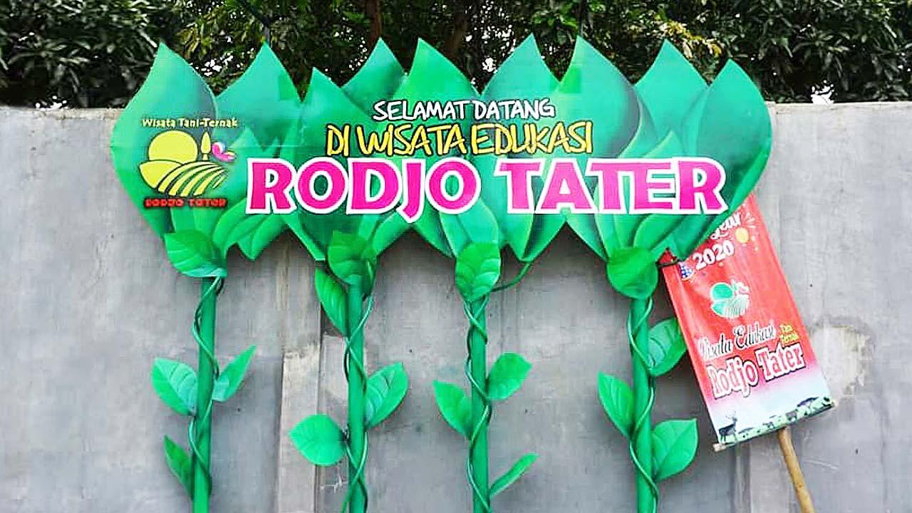 Tempat Wisata di Bogares Tegal Slawi Rodjo Tater yang Ramah Anak dan Murah Meriah