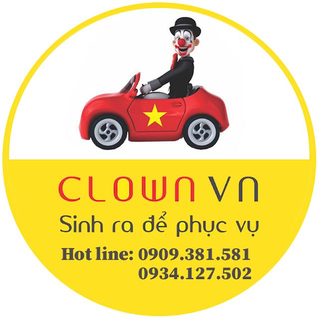 Clownvietnam cho thue xe du lich tai Sai Gon - Ho Chi Minh
